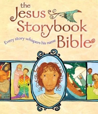 Jesus Storybook Bible cover image
